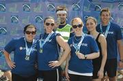 Seventy PNC employees participated in the various races that took place during the GO! St. Louis weekend in April.