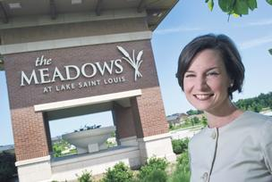 Bridget Geiss, marketing director for The Meadows, said the shopping center is currently negotiating several leases that would push the center's total to about 40 retailers.