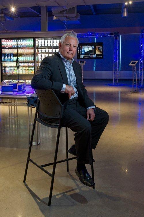 DennisGipson CEO, Hussmann Corp.