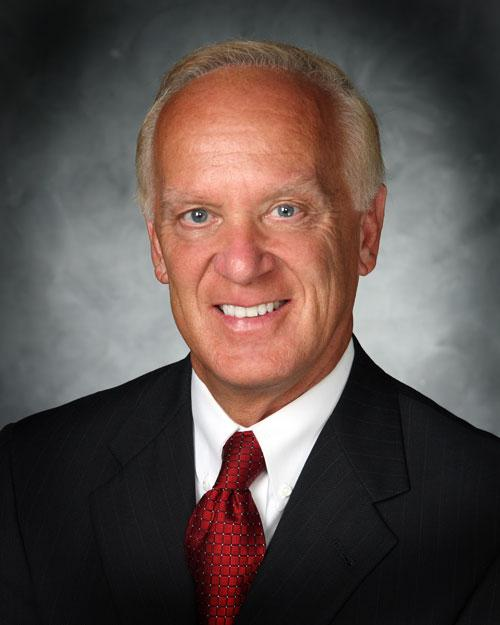 Glenn Barks, president and chief executive of First Community Credit Union in Chesterfield
