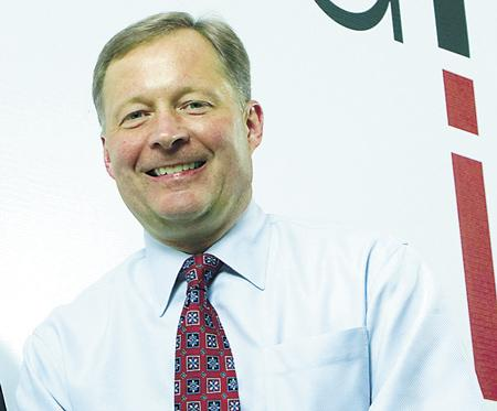 Brian Hall –Marketing director, CVC