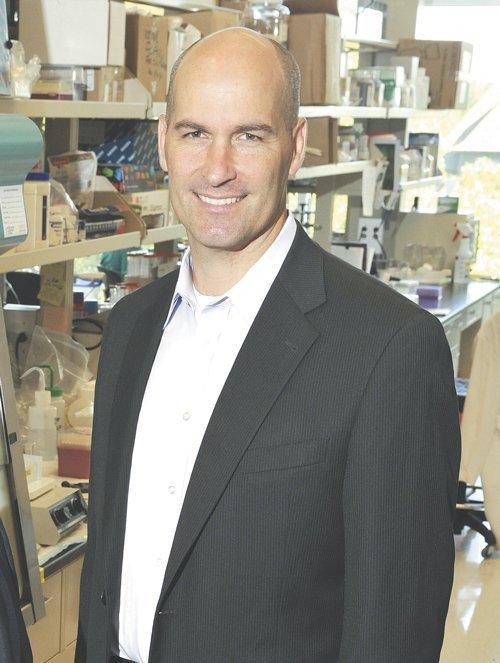 Steve Hanley, co-founder of MediBeacon LLC