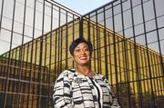 Melissa Harper, Monsanto's vice president of global talent acquisition and diversity, says the company will hire employees in research, engineering and IT.