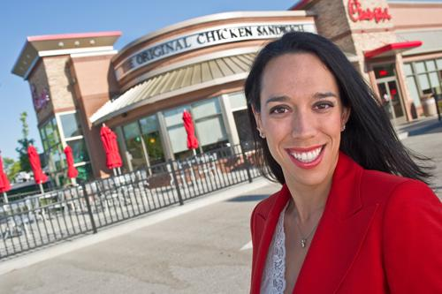 Impact Group, led by CEO Lauren Herring, had $12 million in revenue in 2011 and projects $15 million this year.