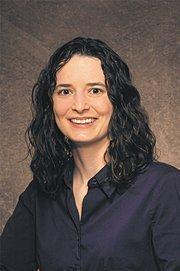 Leslie  Hicks – Assistant, Danforth Plant Science Center