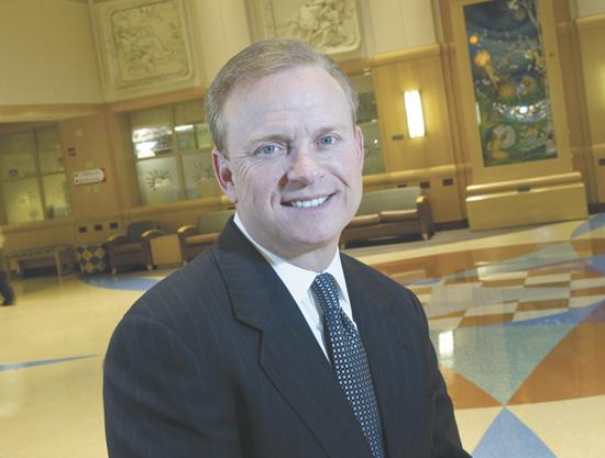 St. Louis regional president and CEO Chris Howard said employees are pivotal to SSM's mission.