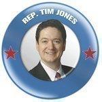 Rep. <strong>Tim</strong> Jones • R - Eureka