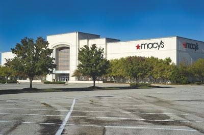 Macy's Inc. will shutter six department stores, including one Bloomingdale's location. A Belmont Macy's (not pictured) is on the list of stores set to shut down.