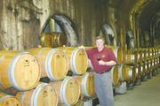 John Held, general manager at Stone Hill Winery, has seen its wine harvest rebound.