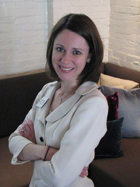 Katie Devany, assistant GM, Hotel Ignacio