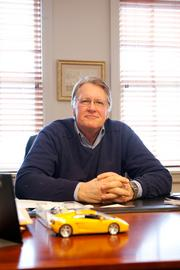 Landmark Builders' Roger Kepner uses a $75,000 line of credit through Montgomery Bank for building materials and operating expenses.