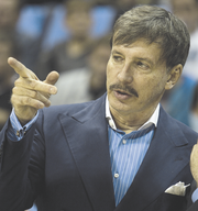 Stanley Kroenke of Columbia, Mo., — owner of the Denver Nuggets, the Colorado Avalanche and the St. Louis rams — ranked No. 248. His wife, Ann Walton Kroenke, was a few slots behind him at No. 276.