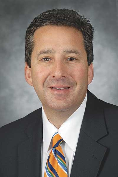 Bill Kusman, president of First Bank Mortgage in St. Louis