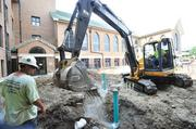 Laclede Groves is in the initial phase of a $50 million renovation and expansion.