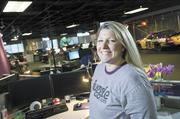 Stephanie Leffler, 30, CEO of CrowdSource, a division of Juggle LLC, a Swansea, Ill.-based business incubator which she co-founded in 2008 and which spawned several spinoffs, including workflow management company CrowdSource.