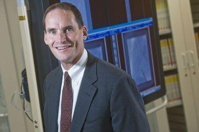 Barnes-Jewish Hospital President Richard Liekweg