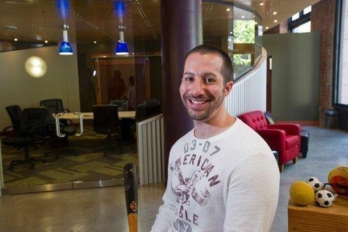LockerDome CEO Gabe Lozano