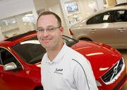 Suntrup West County Volvo sold 215 cars during the first quarter of 2012, a 16 percent increase, said Steve Lynch.