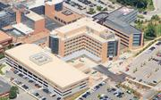 Clayco's $130 million addition to Missouri Baptist Medical Center includes a bed tower.