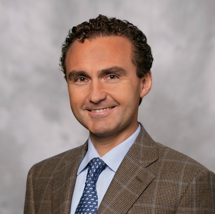 Jesus Madrazo -Vice president of international corporate affairs, Monsanto Co.