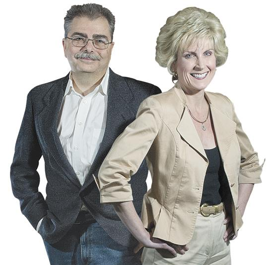 Brian and Carol Matthews