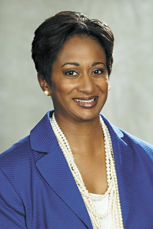 Melissa Harper | 43 Vice president, global talent acquisition and diversity, Monsanto Co.