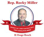 Rep. <strong>Rocky</strong> <strong>Miller</strong> • R-Tuscumbia