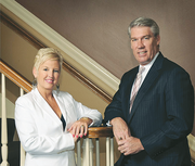 Lucy Mitchell and Jeff Smith of Walters Golf Management pushed revenue to $1.5 million over the past two years.