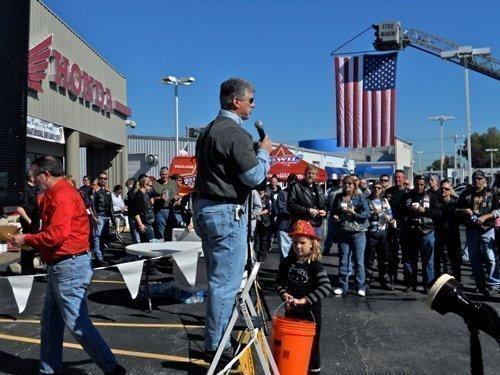 Dave Mungenast St. Louis Honda and Mungenast Motorsports