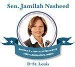 Sen. Jamilah Nasheed • D-St. Louis
