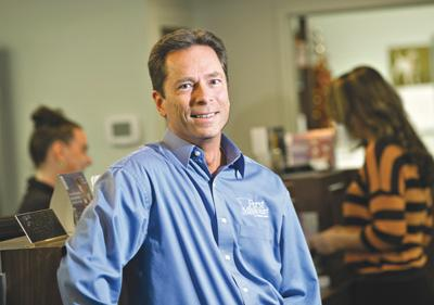 With many banking customers looking for alternatives to big financial institutions, First Missouri Credit Union President Steve Ogolin has seen an uptick in credit union interest.