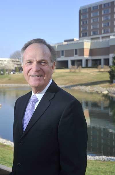 Gary Olson, president and CEO