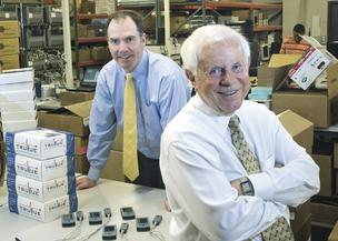 Biomedical Systems President Jim Ott and Chairman Ray Barrett expect 2012 TruVue sales to top $7 million and staff to grow by 40.