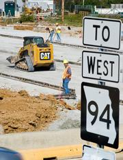 The final phase of the Page extension will end a 30-year MoDOT project.