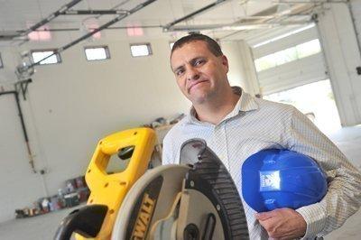 Tony Raineri, director of business development at Raineri Construction.