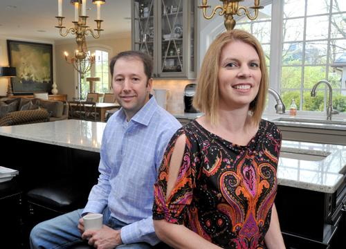 Three kitchen renovations in Warson Woods, Fairview Heights and Kirkwood by St. Louis design firm Karr Bick Kitchen and Bath are slated to be featured in upcoming Better Homes and Gardens publications, Karr owners Jenny and Todd Rausch report.