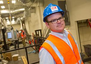 GT General Manager Chris Reed expects to have 55 employees in Hazelwood by the end of 2012.