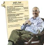 Rex's favorite things: Index fund fortune fuels  conservative causes