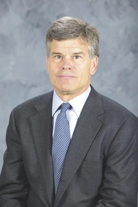 Tom Stillman, the new owner of the St. Louis Blues.