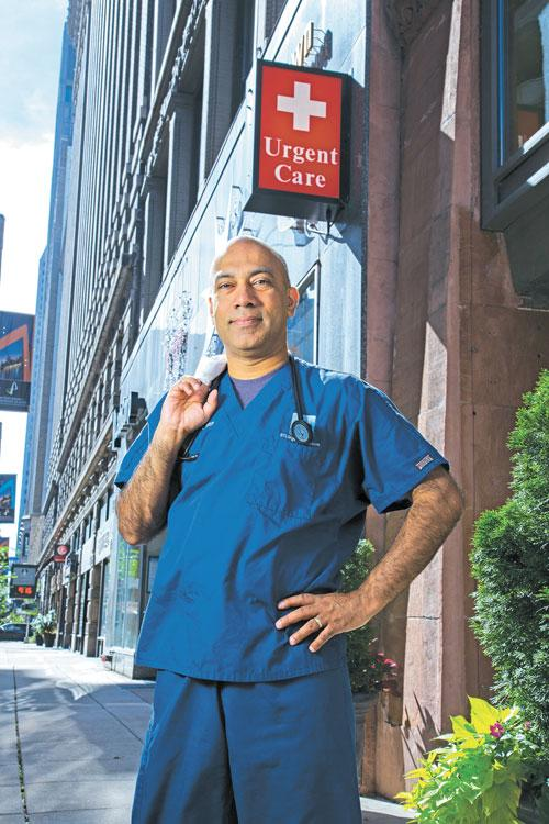 Dr. Sonny Saggar