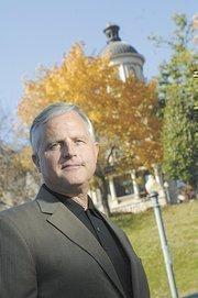 St. Charles County's Bob Schnur said sales tax revenue grew by $1 million in 2011.