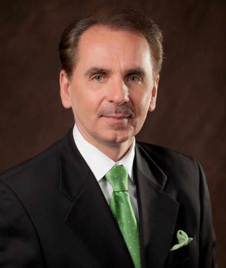 Julian Schuster -Provost, senior vice president and COO, Webster University