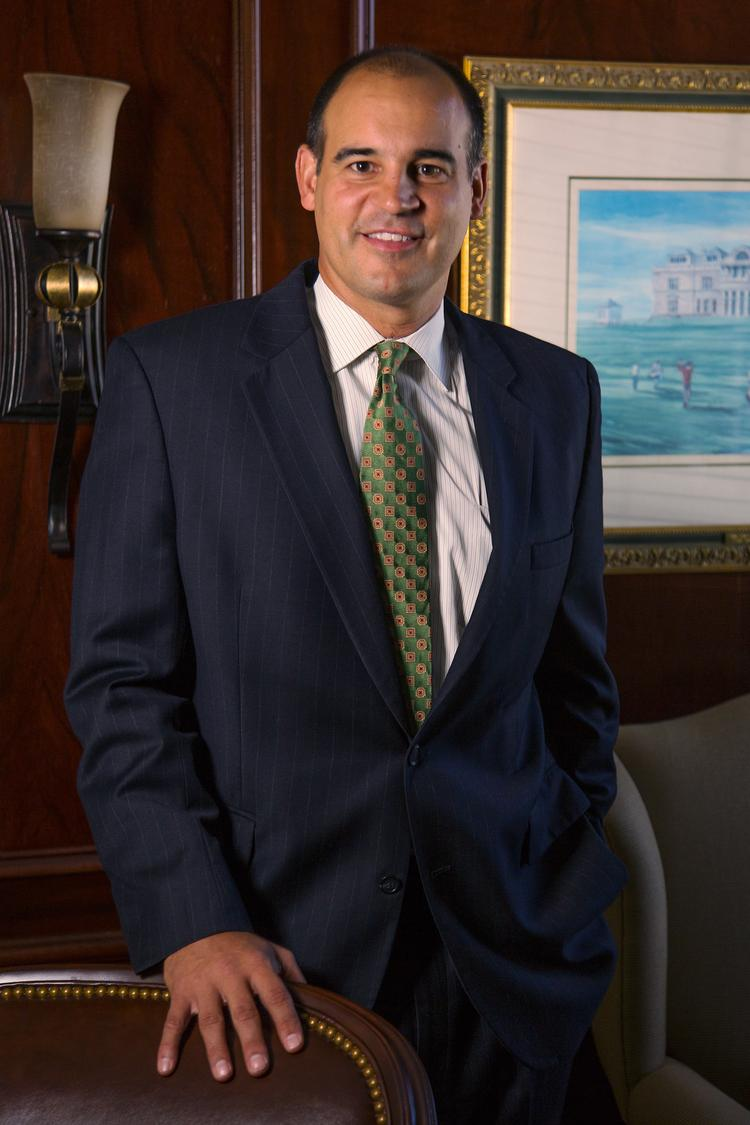 Rick Sems teamed up with Tom Brouster as president and CEO at Reliance Bank.