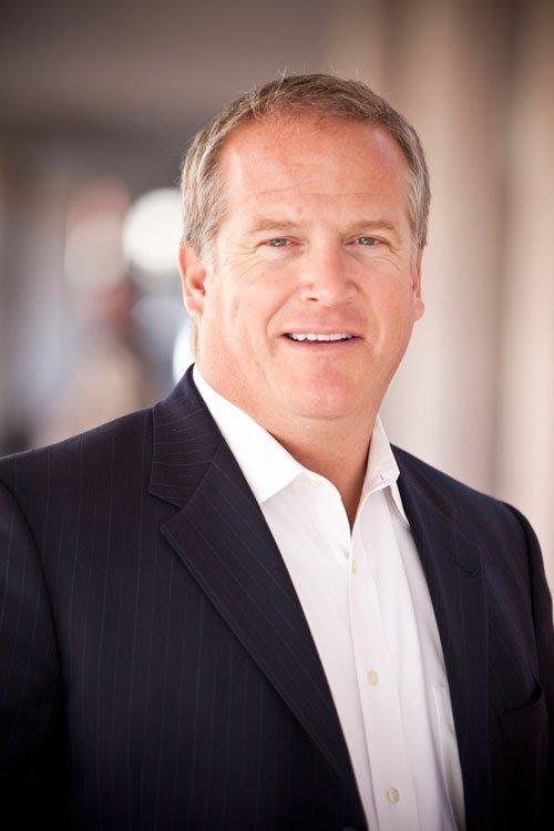Donn Sorensen, regional president, Mercy's east communities