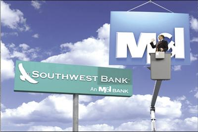 BMO Harris Bank could bring a new business model to what was once a hometown bank.
