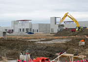 Taubman Prestige Outlets is 'going gangbusters' and accelerated its construction schedule.