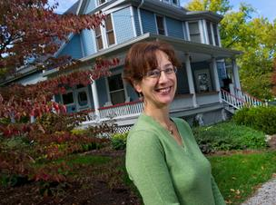 Webster Groves Council Member Anne Tolan said her old house (pictured) sold in one day at full asking price before she bought a new home in the area.