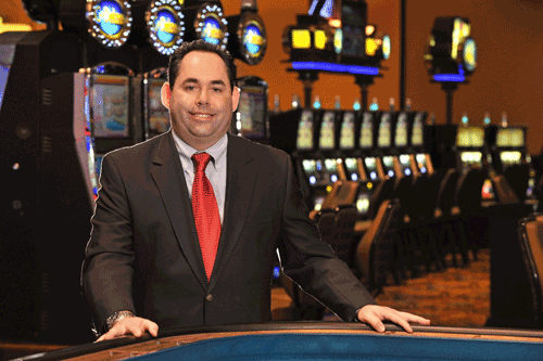 JeffWatson Casino Queen's revenue increased 3.8 percent in March compared with March 2012