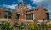 """Webster University's East Academic Building is expected to save $30,000 in annual energy costs thanks to a specialized """"building envelope."""""""