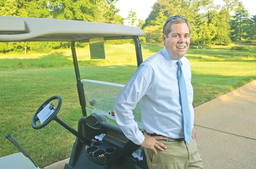 Jason Mengel -Tournament director, PGA Senior Championship